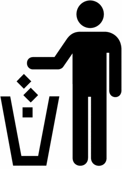 Disposal Information Page